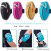 Unisex Running Riding Climbing Arm Bag Wrist Bag Ankle Bag For 4.7-5.5 inch Cell Phone Phone Pouch Gift Specification:Brand: NaturehikeColor: Blue, Purple, Black, GoldSize: LMaterial: 860D nylon waterproof fabricAccessories: Adjustable high elastic bandageFeatures:Streamlined widening strap design,comfortable and secure.Small bag,large capacity,help you take what you need when do exercise.Anti-splash,protect your belongings away from little rain when outdoor.Phosphor stripes design, safety and useful.A variety of wearing styles,can use for arm bag,wrist bag,ankle bag.Suitable for different people,meet all of your need.Can use for running,riding,climbing and so on.Package includes:1 x arm bag