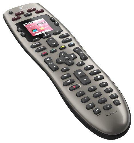 Logitech Harmony 650 Advanced Universal Remote Control 915-000159 by Logitech