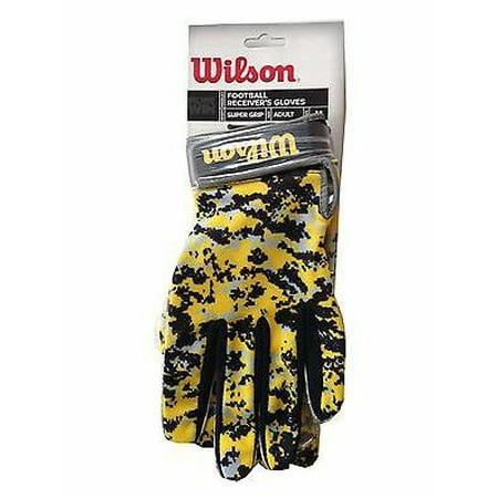 Wilson Sporting Goods Wilson Super Grip Adt Md Rcvrs Gloves