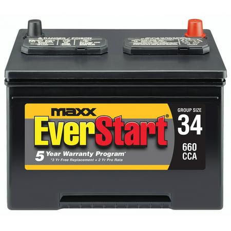 Maxx Car Battery Warranty
