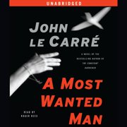 A Most Wanted Man - Audiobook