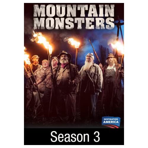 Mountain Monsters: Season 3 (2015)