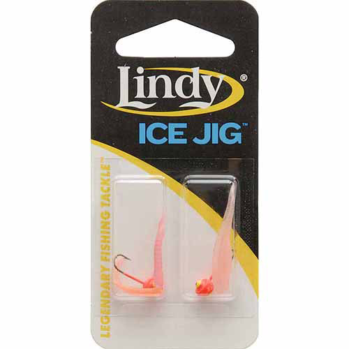 Lindy Ice Jig, 1/32 oz
