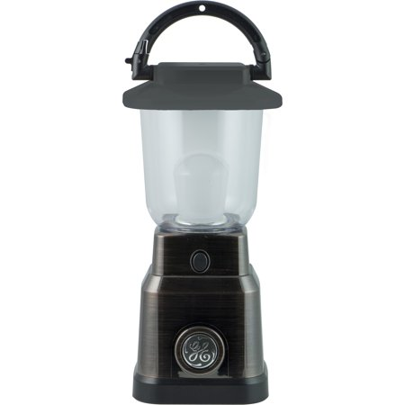 Enbrighten LED Mini Lantern, Oil-Rubbed Bronze Finish, Battery Operated, 36578 - Battery Operated Lantern