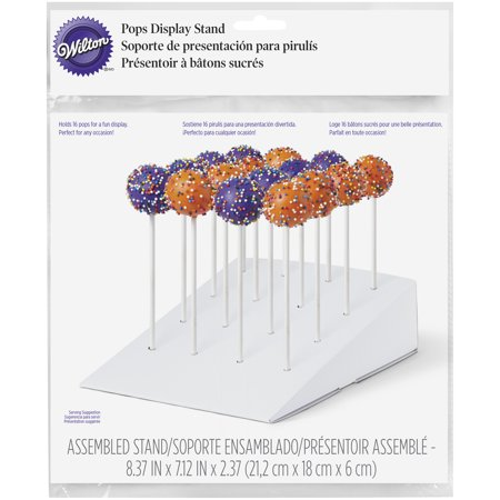 Wilton Cake Pops Slanted Display Stand