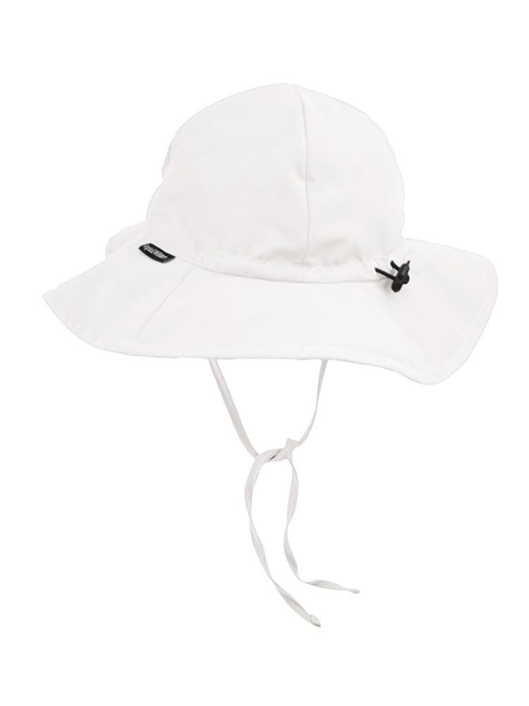 Baby Toddler Unisex Outdoor Camping Sun Hat UPF-UV 50 White 0-6 ... a8f706bcb2b