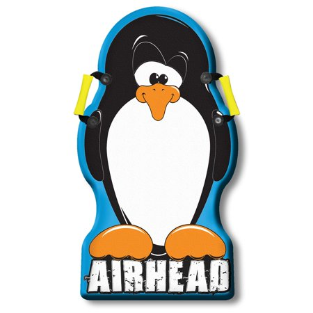 """AIRHEAD SILLY PENGUIN Foam Snow Sled 33"""" - Winter Sledding Fun for All - image 2 of 2"""