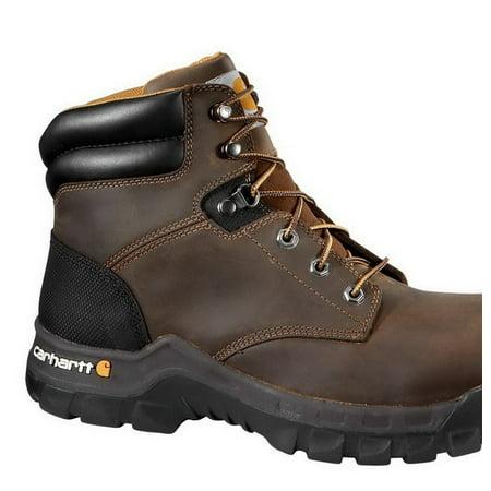8c091e97a8d Carhartt Work Flex 6 in. Brown Composite Toe 11.5 W