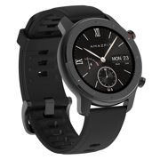 Smart Watch, Amazfit GTR Lite Bluetooth Smart Watch with Bluetooth 5.0, Sleep Monitor, Heart Rate Monitor, 24 Days Battery Life, 5ATM Waterproof, Global Version for Android Phone and iPhone