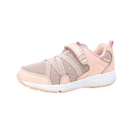 Stride Rite M2P Emmy Dusty Pink Ankle-High Fashion Sneaker - 12.5W (Stride Rite 9 W Boys)