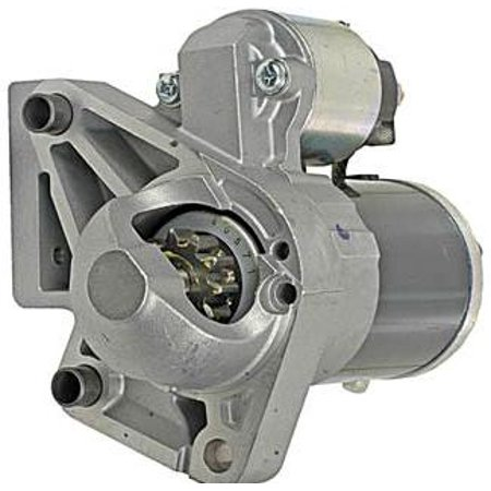 new starter motor fits 03 05 06 07 nissan altima 2004 06. Black Bedroom Furniture Sets. Home Design Ideas