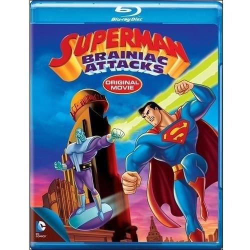 Superman: Brainiac Attacks (Blu-ray) (Widescreen)