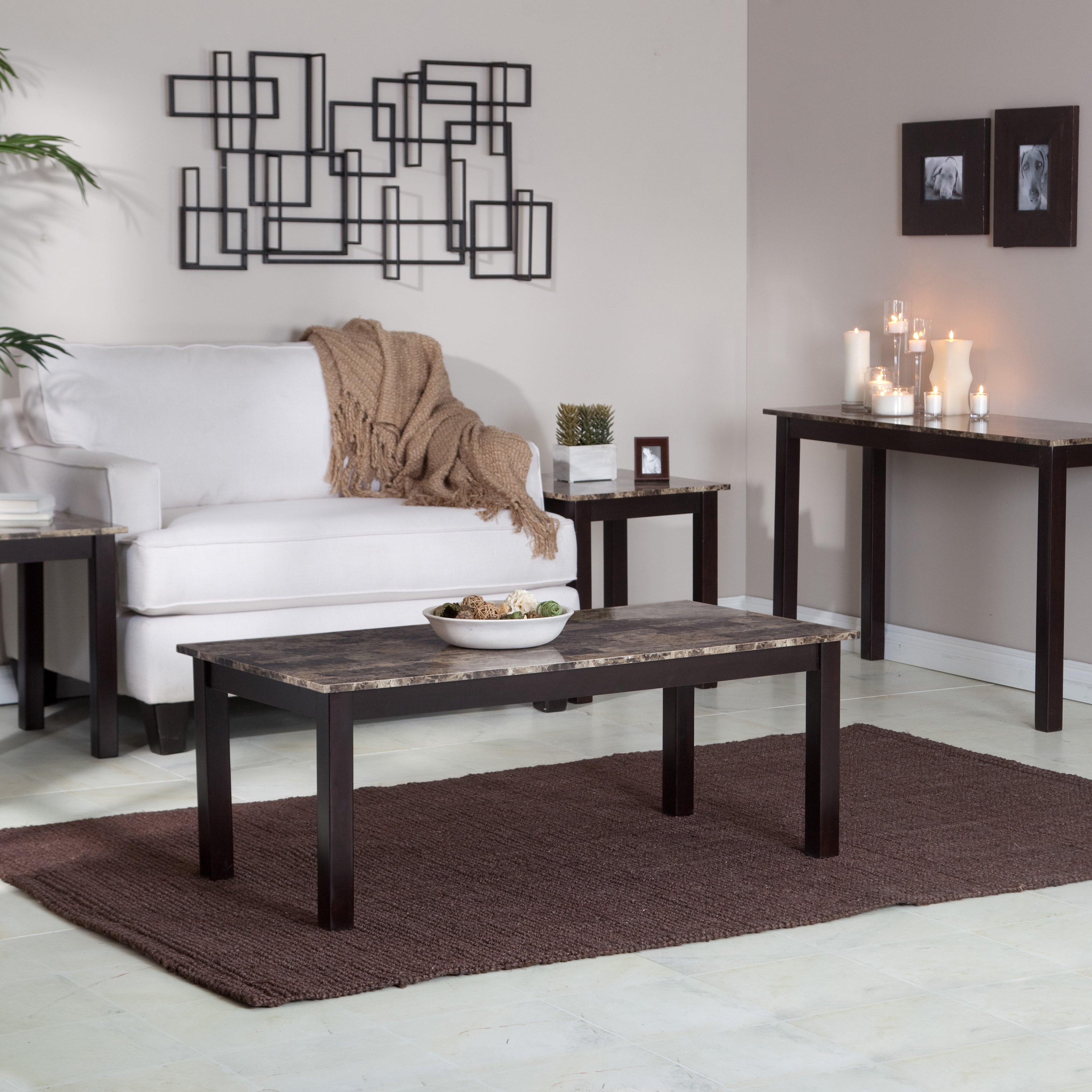 Palazzo Occasional Table Collection