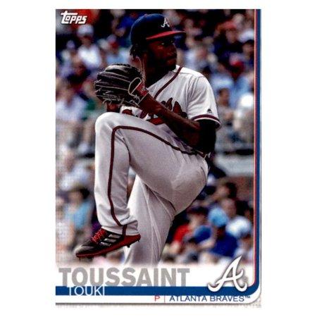 2019 Topps Team Edition Atlanta Braves #AB-16 Touki Toussaint Atlanta Braves Baseball