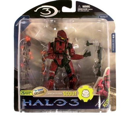 Halo 3 McFarlane Toys Series 5 (2009 Wave 2) Exclusive