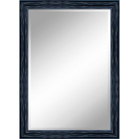 31 X 43 Antique Black Mirror 1
