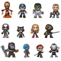 Funko Mystery Minis Avengers Endgame: Blind Box (One Figure Per Purchase), Vinyl Figure