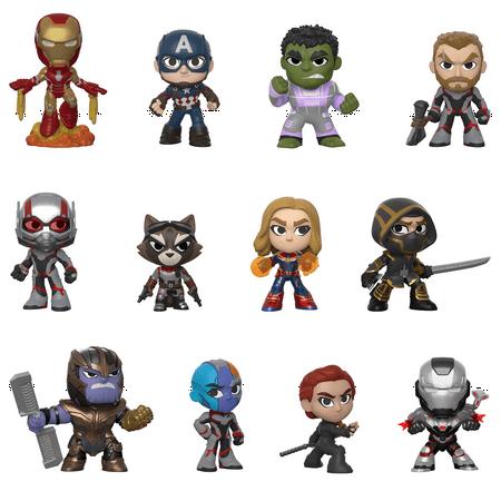 Funko Mystery Minis: Avengers Endgame (One Figure Per Purchase) 1 Mini Action Figures