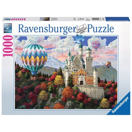Neuschwanstein Daydream 1000 pcs  - Jigsaw Puzzles by Ravensburger (19857)