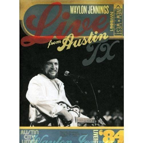 Live From Austin TX '84 (Music DVD)