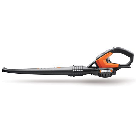 Worx WG545.9 20V Cordless Lithium-Ion Single Speed Handheld Blower, TOOL ONLY ( No Battery, No Charger Included )