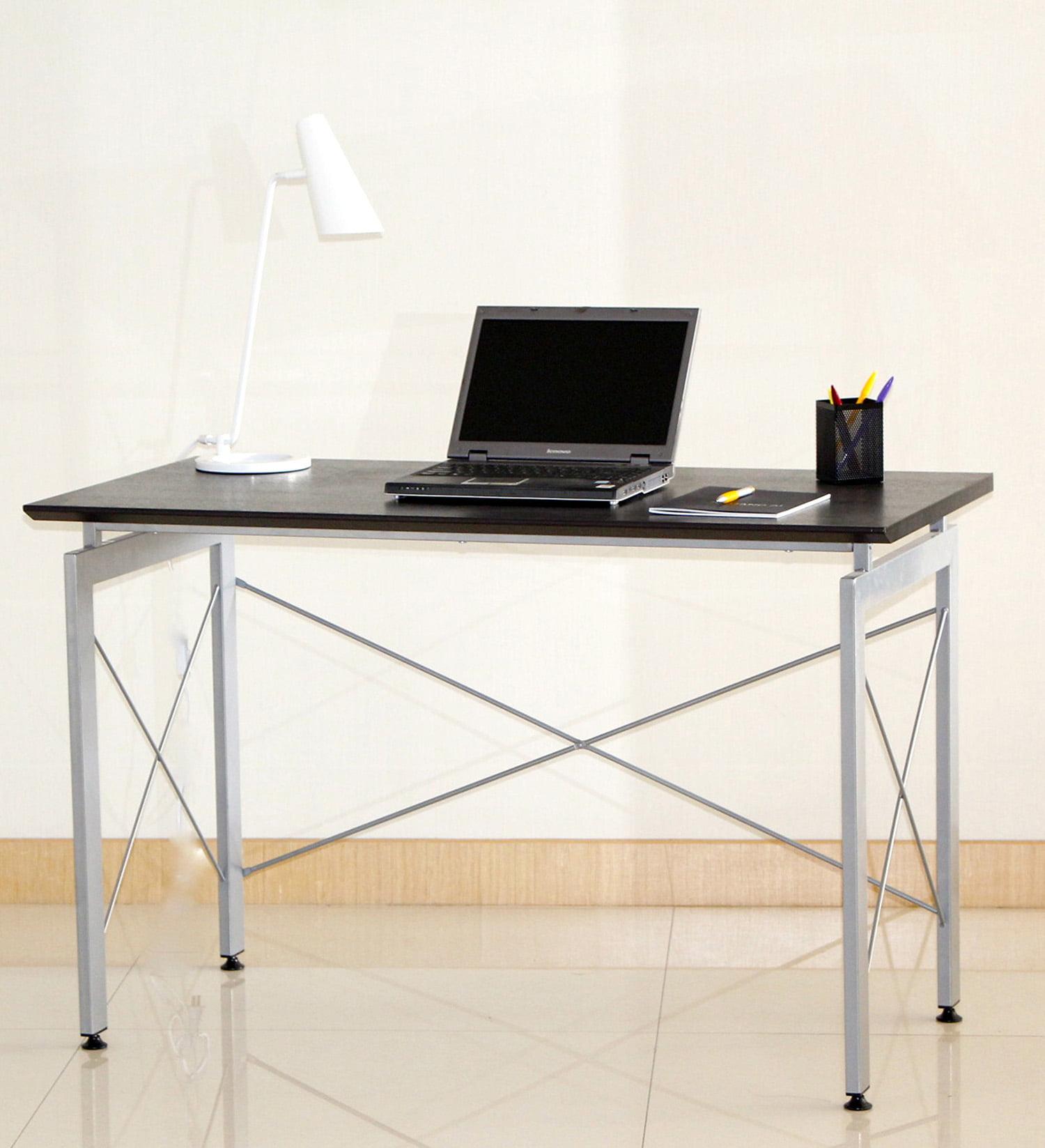 Techni Mobili Stylish Writing Desk, Chocolate (RTA-2012-CH)
