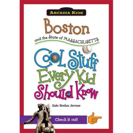 Boston And The State Of Massachusetts  Cool Stuff Every Kid Should Know