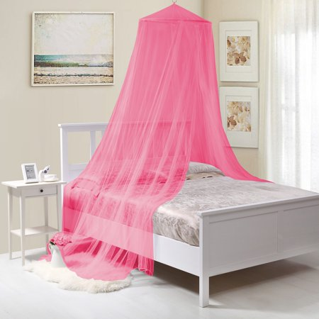 Kids Collapisble Wire Hoop Bed Canopy