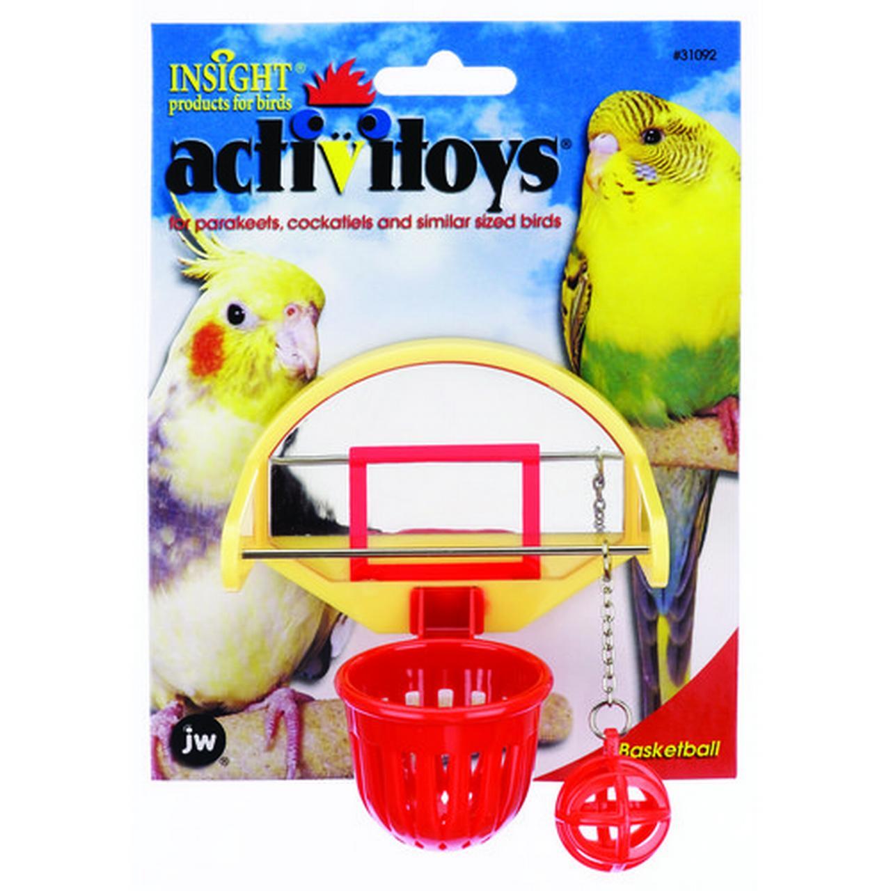 Insight 31092 Birdie Basketball Toy