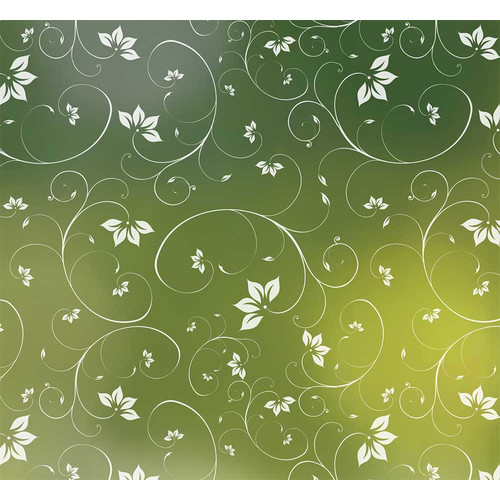 Stick Pretty Jasmine Privacy Window Film