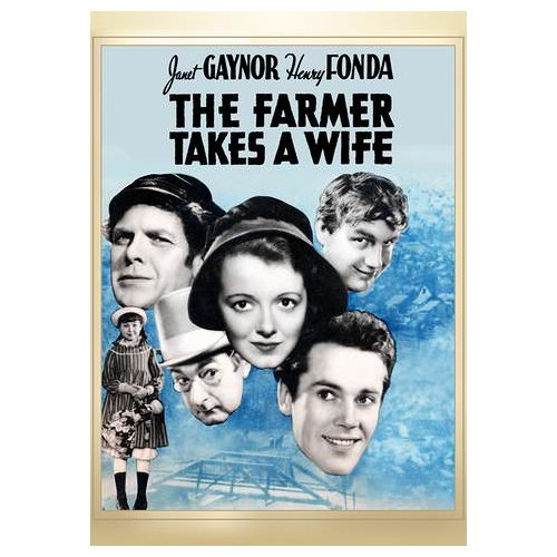 The Farmer Takes a Wife (1935)