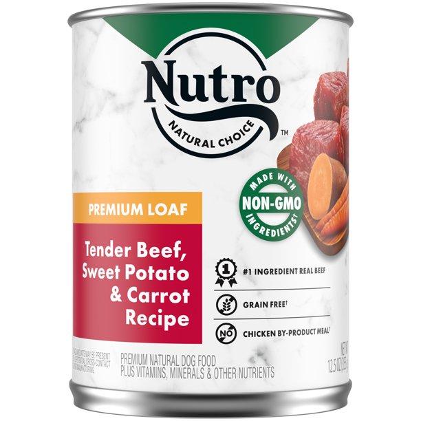 NUTRO PREMIUM LOAF Adult Canned Wet Dog Food