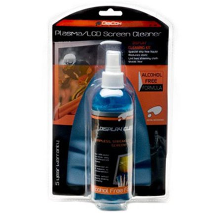 Buy Now Digicom Digital Necessities DC-129 Deluxe Cleaning Kit for LCD-Plasma TVs- LARGE SIZE Before Special Offer Ends