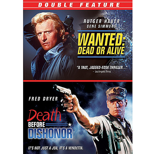 Wanted: Dead Or Alive / Death Before Dishonor (Widescreen)