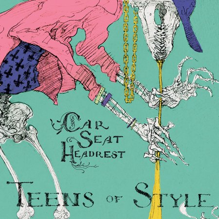Teens of Style (CD) (Faberge Style Music)