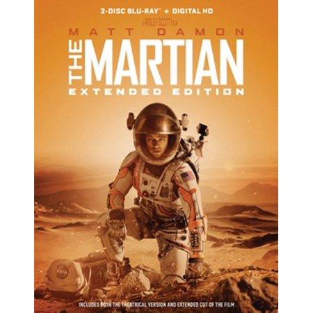 The Martian (Blu-ray)