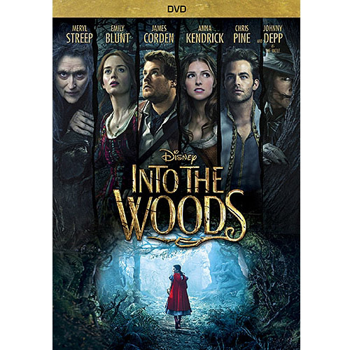 Into The Woods (Widescreen)