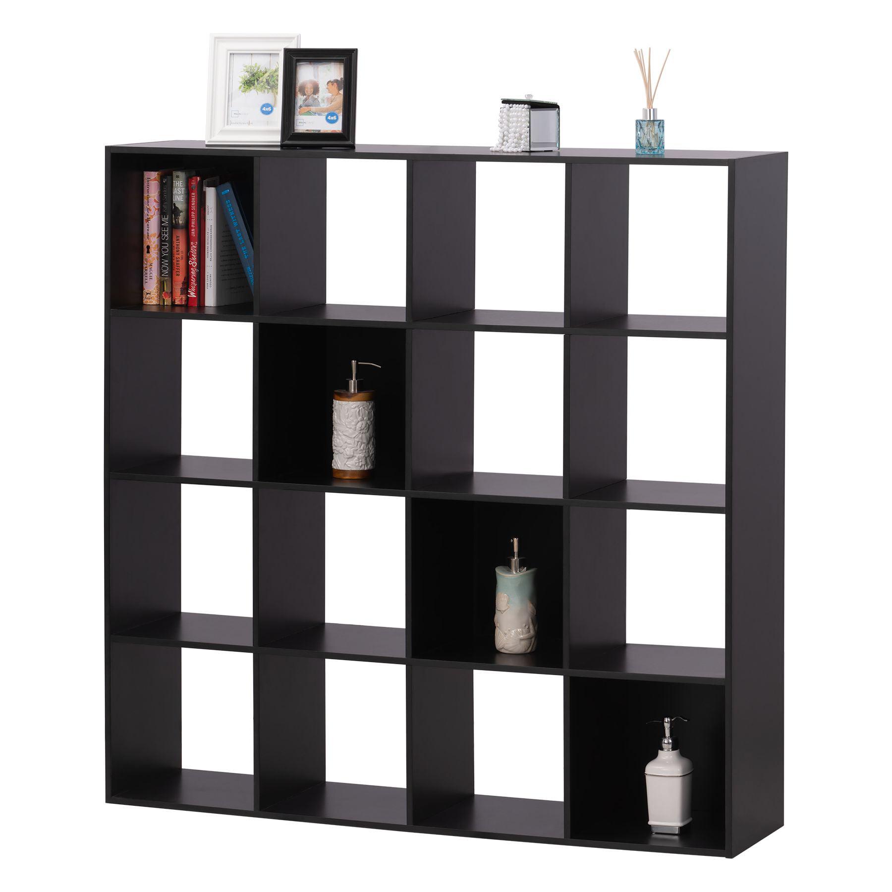 Fineboard 16 Cube Bookshelf Storage Cabinet Organizer Home Office