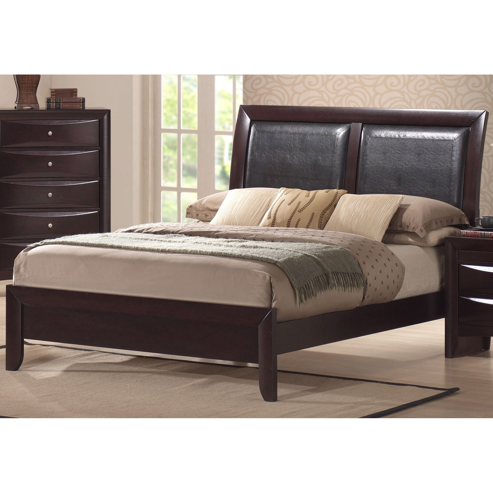 Picket House Furnishings Emily Panel Bed
