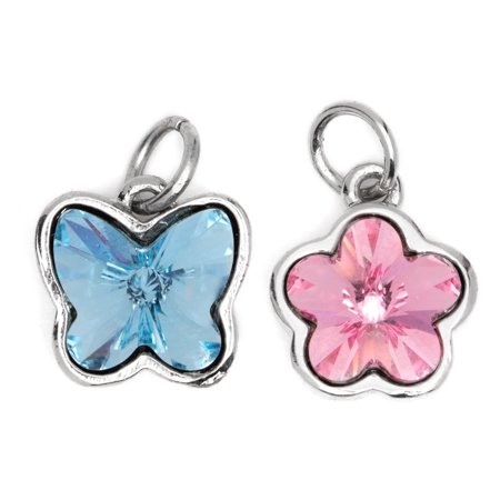 - CREATE YOUR STYLE MINI BUTTERFLY CHARMS