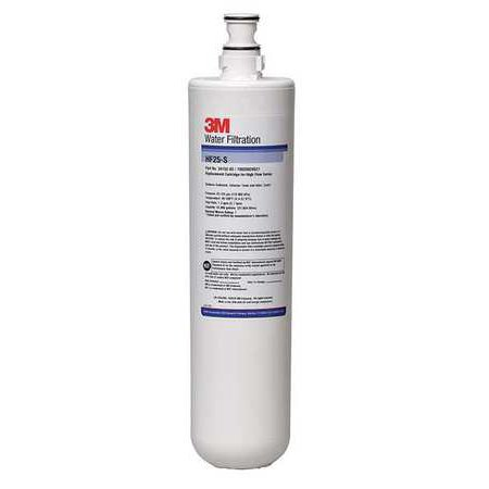 3M Water Filtration Products HF25-S For ICE125-S Replacement Filter Cartridge