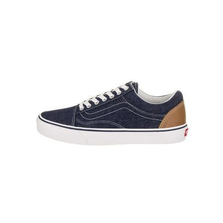 Vans Unisex Old Skool (Denim & C&L) Skate Shoe - image 4 of 5