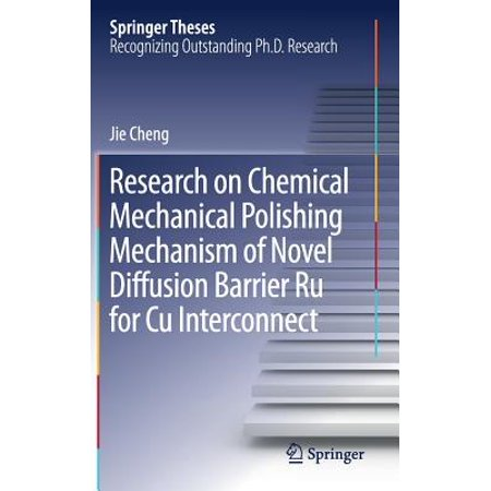 Research on Chemical Mechanical Polishing Mechanism of Novel Diffusion Barrier Ru for Cu