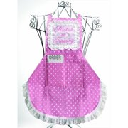 Manual Woodworkers and Weavers IOHTAP Hostess In Training Apron, 16 X 19 in.