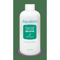Aquation Bubble Bath - Wild Eucalyptus - 12 OZ