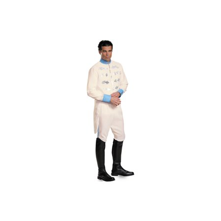 Prince Charming Cinderella Disney Movie Men Costume](Cinderella And Prince Charming Costumes)