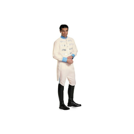 Prince Charming Cinderella Disney Movie Men Costume (Prince Charming And Cinderella Costumes)