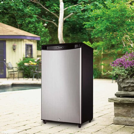 Danby 3.3 cu.ft. Stainless Steel Outdoor Compact Refrigerator - image 2 of 3