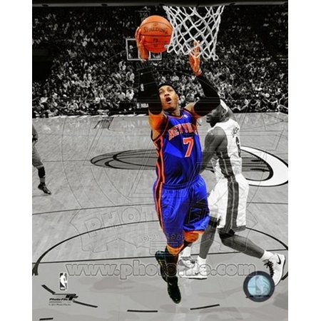 Carmelo Anthony 2010-11 Spotlight Action Sports (Carmelo Anthony Style)