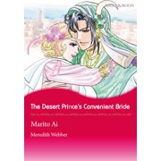 The Desert Prince's Convenient Bride (Mills & Boon Comics) - eBook
